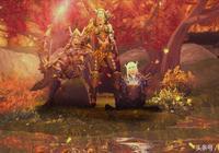 魔獸世界:希爾瓦娜斯和納薩諾斯·凋零者的生死之戀