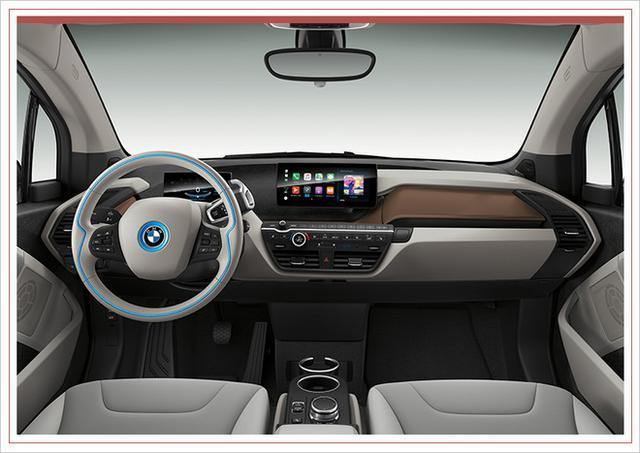 新BMW i3今日上市 NEDC續航里程近360公里