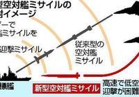 向中國亮肌肉?日本將為戰機配國產超音速導彈