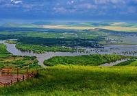 """被譽為""""亞洲第一溼地""""的額爾古納河溼地!"""