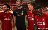 【最新圖片】利物浦2019-2020賽季主場球衣正式上線