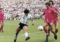 86世界盃真是馬拉多納?