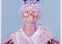 """美國人真會玩!創作""""梅根王后""""肖像畫,只為讓她更王室"""
