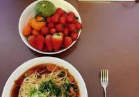 西紅柿打滷麵