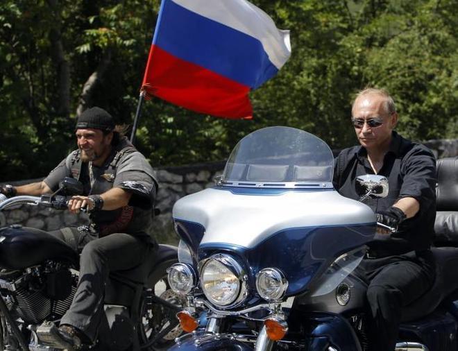 戰鬥民族普京的日常生活,還有什麼是普京不會的