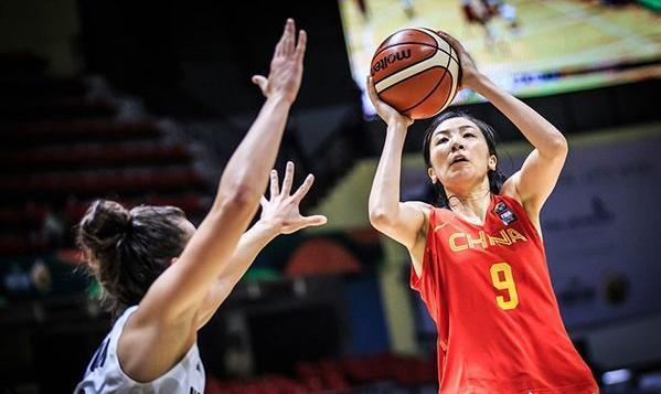 女籃亞洲盃中國隊打的如何?