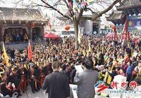 代縣舉行紀念楊業誕辰1090週年祭拜活動