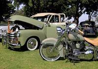 遇見摩托車看看它們相當於什麼汽車