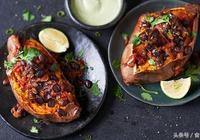 食神的菜譜 教你做《紅薯和紅豆辣椒的紅薯》