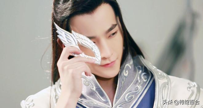 八大古裝美男,朱一龍羅雲熙不是第一位,那到底誰排在第一位