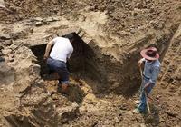 阜陽這裡發現一古墓!初步判定為宋代古墓