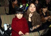 李湘帶女兒拜訪劉歡