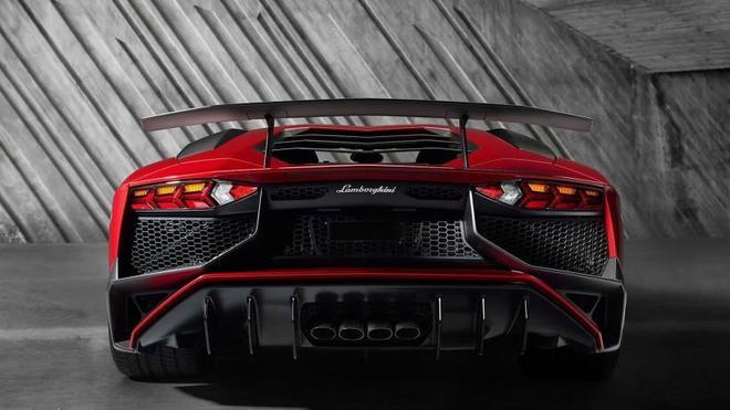 汽車2016蘭博基尼 Aventador LP750-4