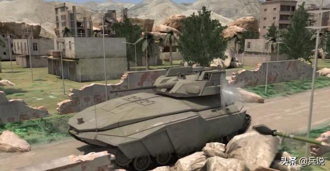 以色列發佈酷炫宣傳片:裝甲車還能這麼造?