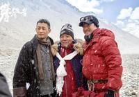 《攀登者》找到他後,才有了這部中國登頂珠峰的獻禮片