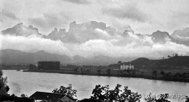 張家界:湖南相冊 多數人沒見過的老照片,帶你瞭解一些陳年往事