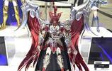 TAMASHII展品 聖鬥士聖衣神話 戰神阿瑞斯實物展出