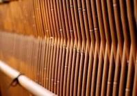 鄉院建設丨建築材料之竹藤的魅力