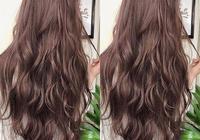 秋冬又到染髮季,這些最美的髮色推薦給你