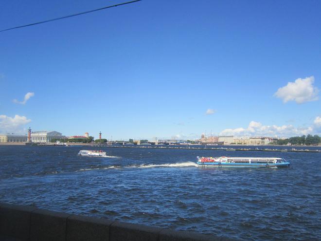 精品旅行遊記 俄羅斯瓦西里島古港口遊玩 曾經是最繁忙的碼頭