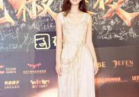 周雨彤身穿禮服,造型感飄逸 網友:這才是喜歡的女星,夠接地氣