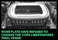 再生波瀾,南美解放者杯決賽可能再次延期!