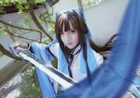 cosplay:劍俠情緣網絡版三 劍蕩天下