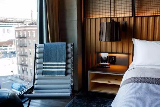 紐約布魯克林喜來登酒店設計