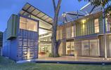 """哥斯達黎加""""casa incubo""""集裝箱住宅工作室"""