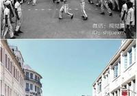 珍貴照片對比廈門百年變化