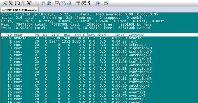 linux學習~linux系統管理命令