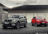 奔騰T77和哈弗的H6,吉利的博越,新老國產SUV大PK,誰更好呢