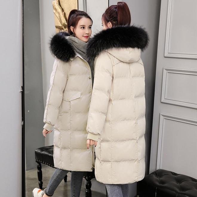 好心提醒:毛呢外套最好選長款!顯高顯瘦,配上過膝靴,美翻了