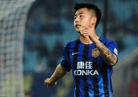 他因倒鉤進球被球迷稱為國青C羅!本賽季效力中甲卻表現平平