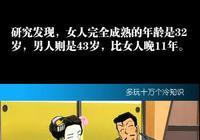 冷知識大全(46)