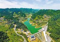 綦江:興建水利工程 保障飲水安全