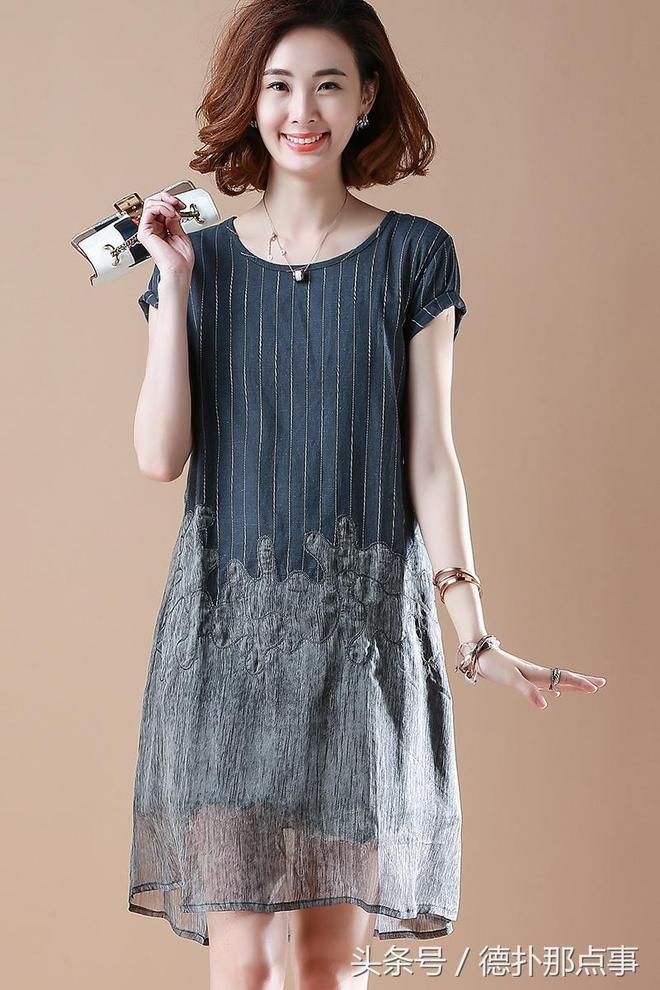 這10款素木連衣裙人人都知道,面料上等舒適才是最重要,穿得好看是其次還很顯瘦