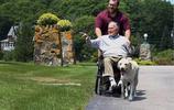 美國前總統老布什去世,他生前陪伴的狗狗表現讓人淚目……