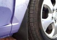 汽車需要安裝擋泥板嗎?老司機:開段時間就知道了,你怎麼看