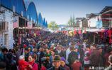 要問新疆旅遊安全嗎?只能說你太不瞭解新疆,週末巴扎能給你答案