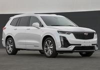 國產凱迪拉克XT6 2.0T車型曝光 尺寸超寶馬X5 7月份就上市