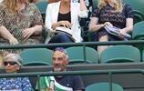 英國倫敦溫布爾登網球錦標賽第四天蘇塞克斯公爵夫人梅根·馬克爾