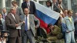 葉利欽炮打白宮,活捉昔日戰友,奪取國家大權的全過程