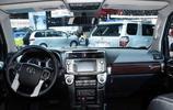 豐田4Runner:長得像漢蘭達,越野能力秒殺霸道