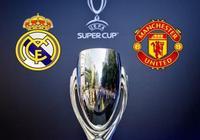 曼聯宣戰皇馬:歐洲超級盃見