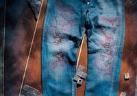 一條李維斯的牛仔褲是怎麼做出來的?