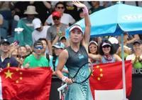 澳網第二輪王薔直落橫掃進三十二強 創造個人澳網最佳戰績