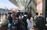 中秋 國慶雙節,漫漫回家路,人在囧途,車站人滿為患
