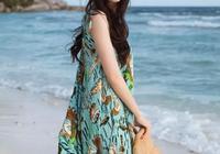 這個夏天,你拒絕不了的魅力——印花裙,浪漫又減齡