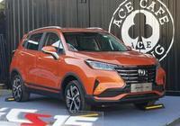 長安全新小型SUV,CS15三月上市!